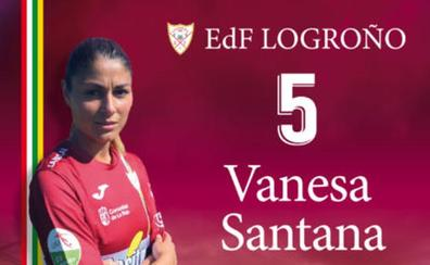 Vanesa Santana renueva con el EDF
