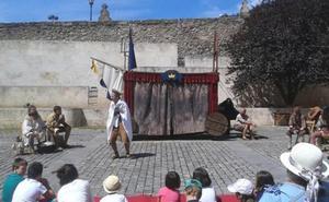 La danza irrumpe en el V Festival de Artes Escénicas de San Millán