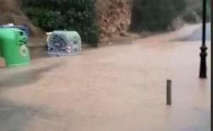 Vídeo: tarde de tormentas