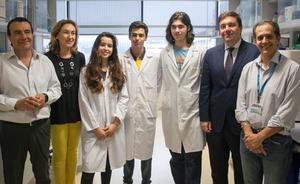 Alumnos de Bachillerato viven una estancia científica en el CIBIR