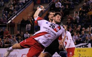 El BM Logroño debutará en la EHF a mediados del mes de noviembre