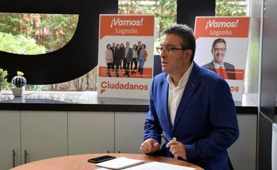 Ciudadanos critica que el Gobierno local logroñés no condene la violencia en el Orgullo