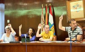 El Pleno de Fuenmayor vuelve a liberar a un concejal con dedicación parcial