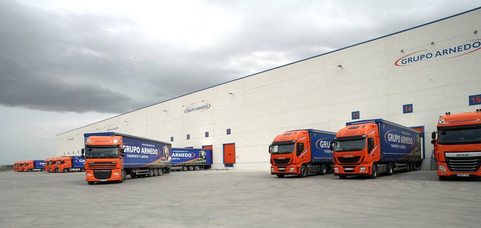 El Grupo Arnedo asegura que «nunca» ha pedido el regreso de los camiones a la N-232