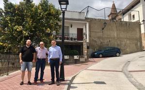 115.944 euros para la reurbanización en Daroca