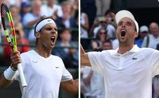 Dos españoles en semifinales de un Grand Slam por primera vez desde 2017
