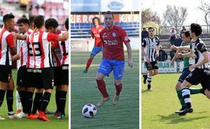 Los equipos riojanos jugarán con navarros, vascos y castellanos