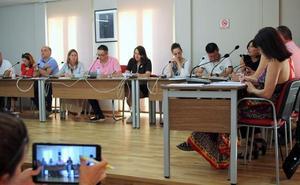 PSOE y UP de Lardero califican de «vergonzantes» las liberaciones de PP y Cs