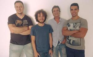 Cold Fusion Project, Claudio Recabarren y Andrea de Blas, en Alcanadre