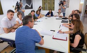 El nuevo consejo de Logroño Deporte designa a Antoñanzas presidente