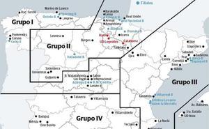 UD Logroñés, Calahorra y Haro tendrán mayor exigencia