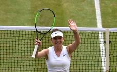 Serena Williams-Simona Halep, final en Wimbledon