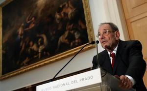 Javier Solana destaca la «independencia del Prado» tras ser nombrado presidente
