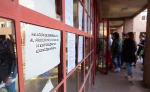 UGT y STE Rioja piden a Educación que organice unas oposiciones a maestros «más justas y transparentes»