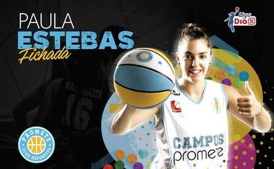 La riojana Paula Estebas regresa al Campus Promete para el reto en Liga DIA
