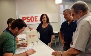 La militancia del PSOE riojano avala el acuerdo de gobierno con un 99,6% de votos a favor
