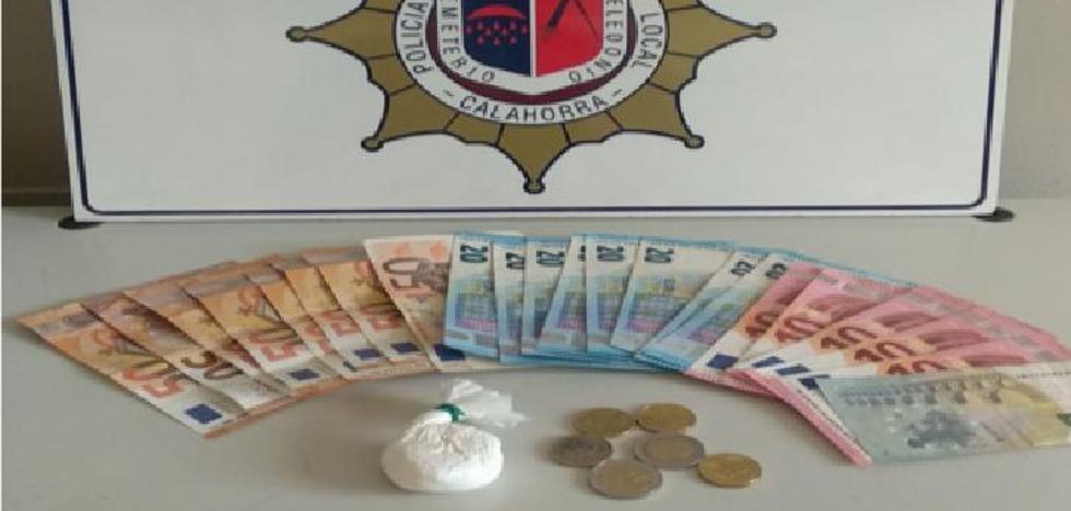 Aprehensión de droga, robo de un cepillo y el ataque de un perro a una mujer, entre las últimas actuaciones de la Policía de Calahorra