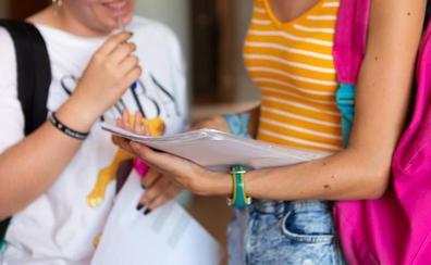 El 76,30% de los alumnos supera la EBAU en la convocatoria extraordinaria de julio