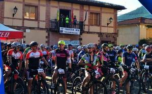 La Travesía Valdeminochi se entrena dentro del II Open XCM de La Rioja