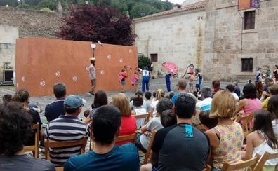 Las artes escénicas ofrecen una nueva visión de los monasterios de San Millán