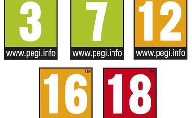 Conoce los símbolos PEGI de los juegos