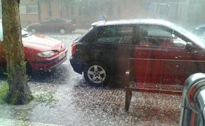 Alerta amarilla en La Rioja por tormentas
