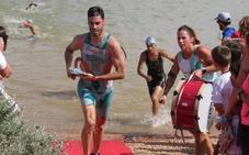El triatlón de Alfaro, en imágenes
