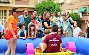 Concluyen las fiestas de San Cristóbal en Entrena