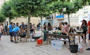 Los Barrios Altos de Nájera celebran sus fiestas con numerosas actividades