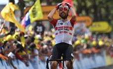 El Tour adelanta la fiesta nacional francesa