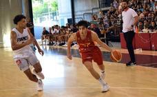 España cae ante Francia en Logroño
