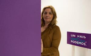 La exedil de Haro Patricia Mateos, denunciada por calumnias por un compañero de lista de Podemos