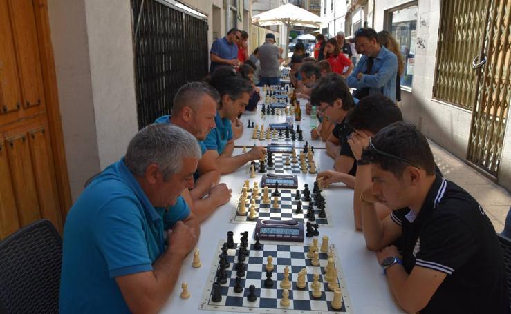 Actos previos de las fiestas del Casco Antiguo de Calahorra