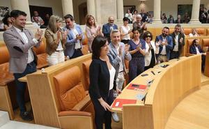 Andreu, a Podemos: «Dejen a un lado sus intereses y piensen en los de La Rioja»