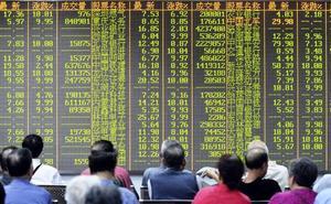 China registra el crecimiento más bajo de su historia reciente