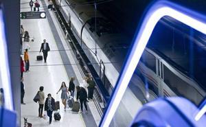 Cuatro trenes afectados en La Rioja por la huelga de Renfe
