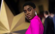 La nueva cinta de James Bond presenta a una mujer negra como 007