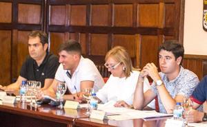 El PP de Santo Domingo «toma nota» de que el PSOE haya pactado con los «populistas» de IU