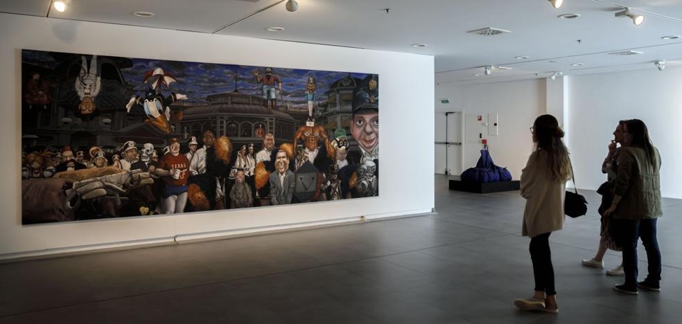 Ironías del arte contemporáneo