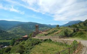 Por los Cameros riojanos y sorianos: Del Rasillo a Montenegro y retorno por Villoslada