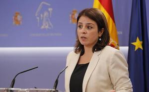 Adriana Lastra espera que Romero «rectifique» y Andreu pueda situarse al frente del Gobierno