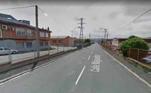 Herido un motoclista de 71 años por una caída en Logroño