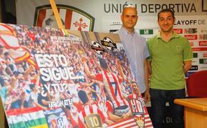 La UD Logroñés transmite ambición