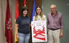 La joven diseñadora alfareña Elia Lapeña Mangado gana el cartel para anunciar las fiestas patronales