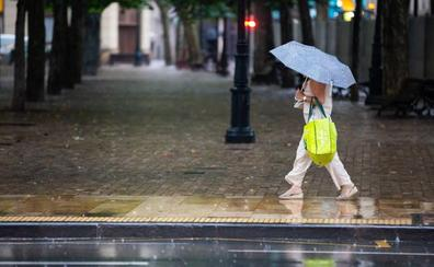 La Rioja vuelve a entrar este miércoles en alerta amarilla por tormentas