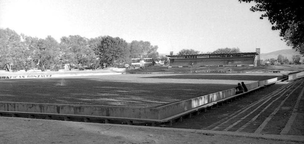 Logroño antiguo (XVI): los años del fútbol heroico
