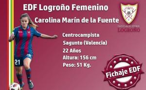 Carolina Marín ficha por el EDF