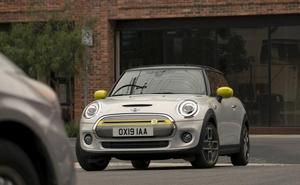 Mini Cooper SE eléctrico, desde 33.950 euros