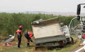 Fallece un vecino de Alfaro en un accidente en la carretera de Grávalos