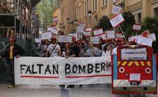 Acuerdo en Bomberos: las guardias localizadas a 15 minutos, para voluntarios